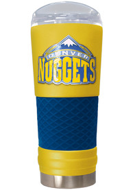 Denver Nuggets 24oz Powder Coated Stainless Steel Tumbler - Yellow