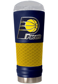 Indiana Pacers 24oz Powder Coated Stainless Steel Tumbler - Blue