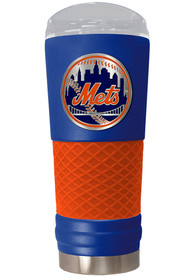 New York Mets 24oz Powder Coated Stainless Steel Tumbler - Blue