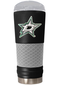 Dallas Stars 24oz Powder Coated Stainless Steel Tumbler - Black