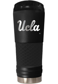 UCLA Bruins Stealth 24oz Powder Coated Stainless Steel Tumbler - Black