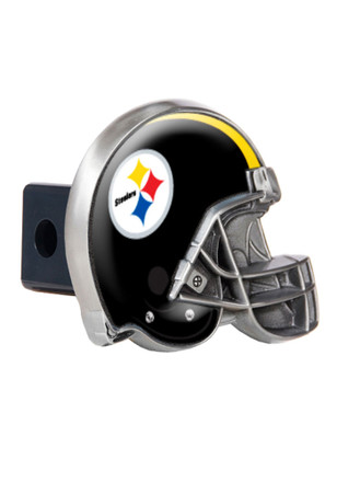 Pittsburgh Steelers Football Helmet Car Accessory Hitch Cover