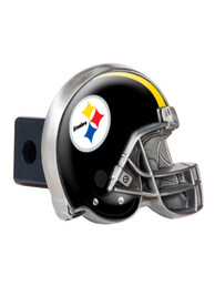 437193cd Pittsburgh Steelers Football Helmet Car Accessory Hitch Cover