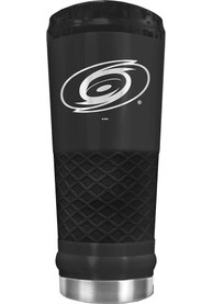 Carolina Hurricanes Stealth 24oz Powder Coated Stainless Steel Tumbler - Black