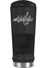 Washington Capitals Stealth 24oz Powder Coated Stainless Steel Tumbler - Black