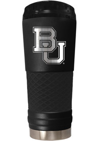 Baylor Bears Stealth 24oz Powder Coated Stainless Steel Tumbler - Black