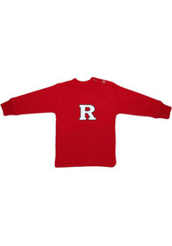 Rutgers Scarlet Knights Baby Red Logo T-Shirt