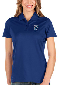 Villanova Wildcats Womens Antigua Balance Polo Shirt - Blue