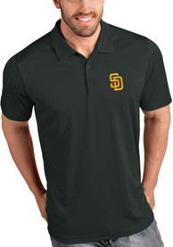 San Diego Padres Antigua Tribute Polo Shirt - Grey
