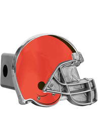 Cleveland Browns Helmet Car Accessory Hitch Cover