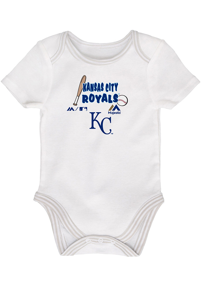 Kansas City Royals Baby Blue 3rd Down One Piece - Image 3