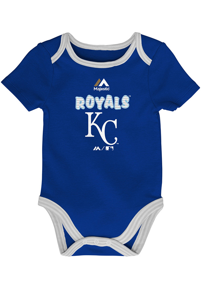 Kansas City Royals Baby Blue 3rd Down One Piece - Image 4