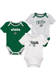 Dallas Stars Baby Kelly Green 3rd Quarter One Piece