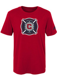 Chicago Fire Boys Squad Primary T-Shirt - Red