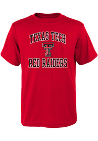 Texas Tech Red Raiders Youth Ovation T-Shirt - Red
