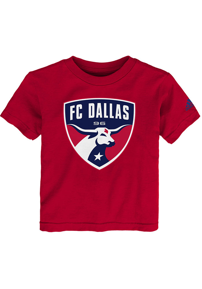FC Dallas Toddler Squad Primary T-Shirt - Red