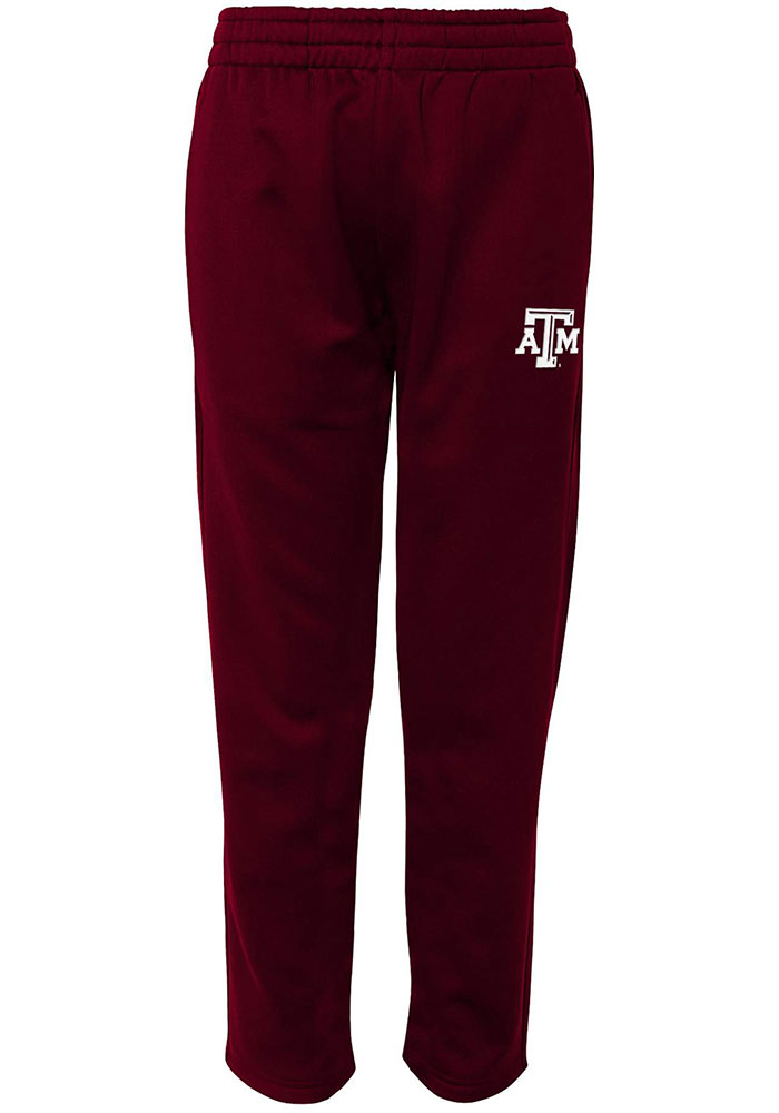 Texas A&M Aggies Youth Maroon Boost Sweatpants - Image 1