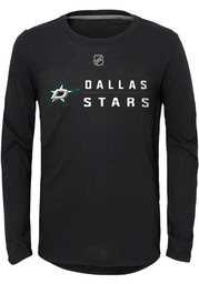 Dallas Stars Youth Deliver a Hit T-Shirt - Black