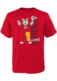 Kansas City Chiefs Youth Tag It T-Shirt - Red