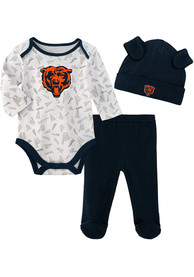 Chicago Bears Infant Greatest Lil Player Top and Bottom - Green