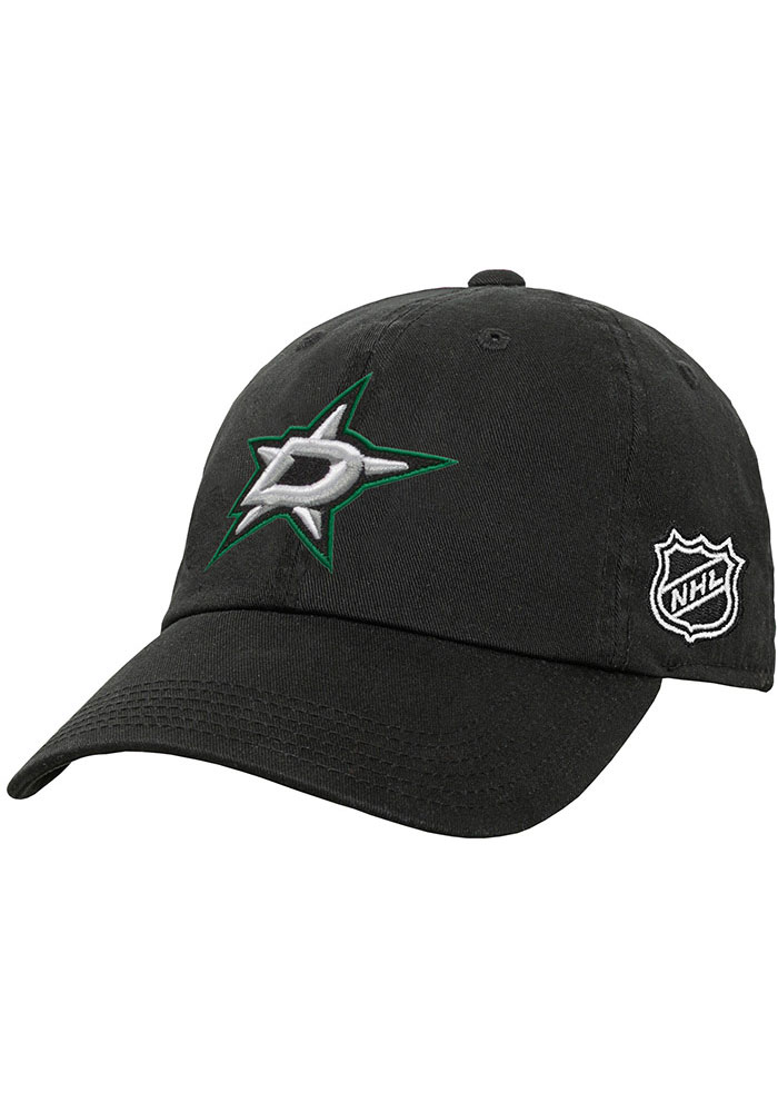 Dallas Stars Green Slouch Youth Adjustable Hat - Image 1