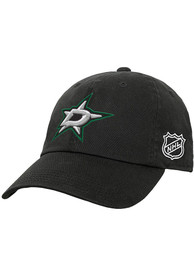 Dallas Stars Youth Slouch Adjustable Hat - Green