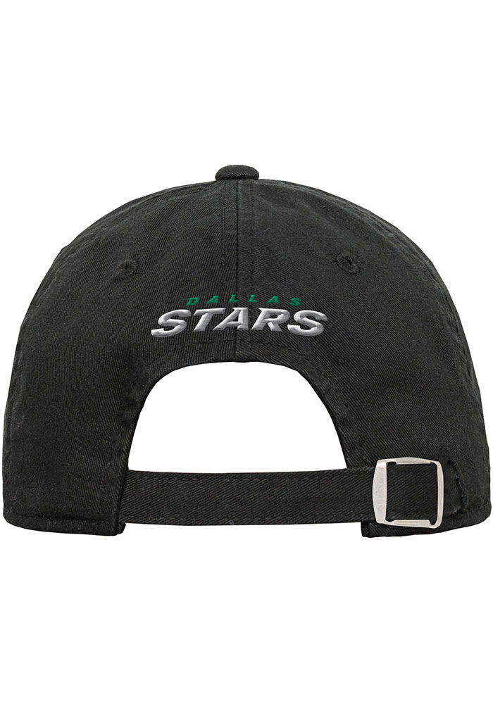 Dallas Stars Green Slouch Youth Adjustable Hat - Image 2