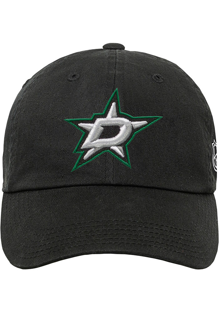Dallas Stars Green Slouch Youth Adjustable Hat - Image 3