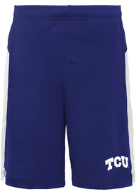 TCU Horned Frogs Youth Grand Shorts - Purple