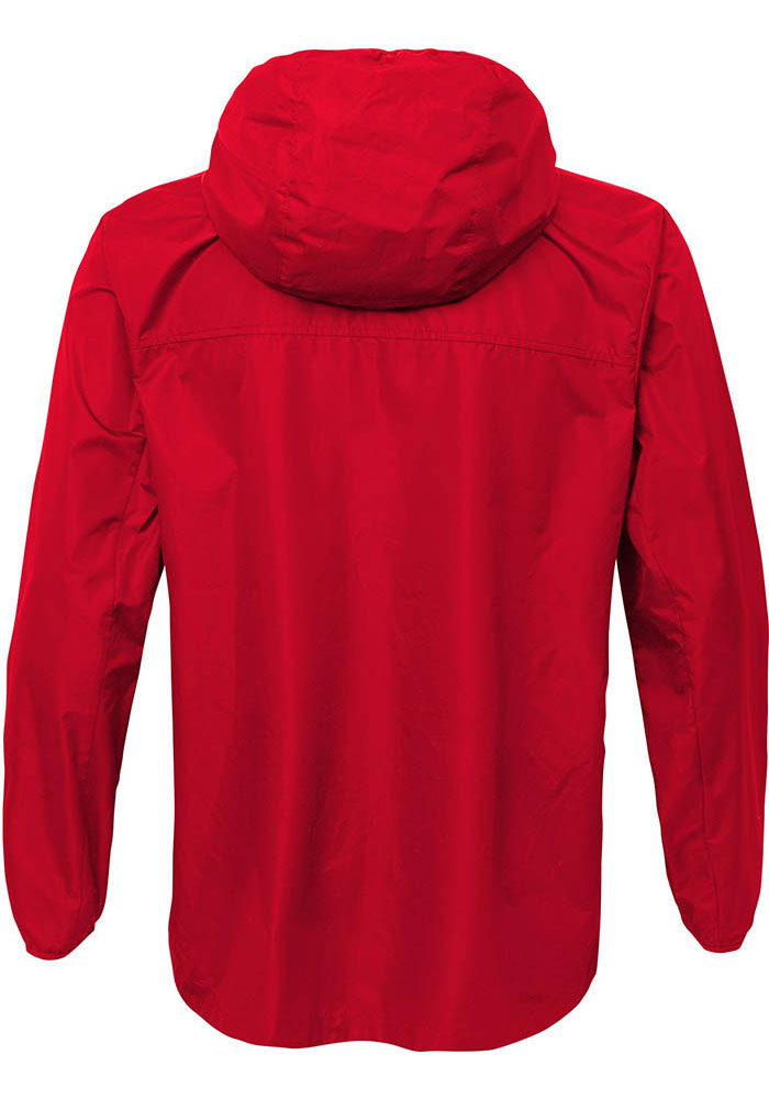 Kansas City Chiefs Youth Red Packable Light Weight Jacket - Image 2
