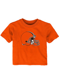 Cleveland Browns Infant Primary Logo T-Shirt - Orange