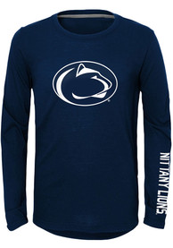 Penn State Nittany Lions Youth Trainer T-Shirt - Navy Blue