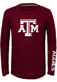 Texas A&M Aggies Youth Trainer T-Shirt - Maroon