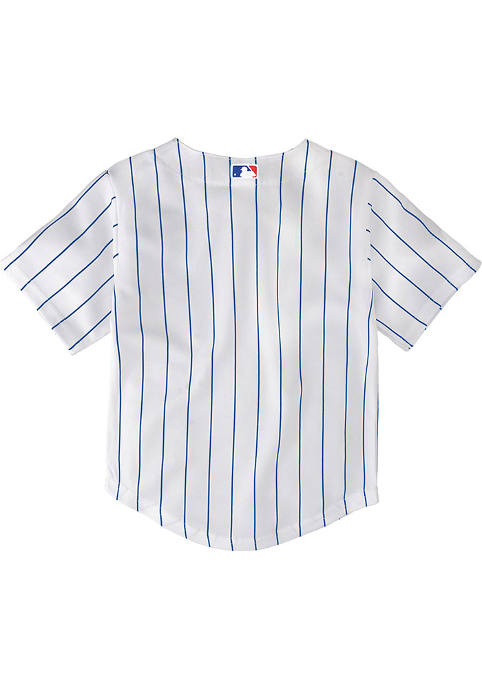Chicago Cubs Baby White 2019 Home Jersey Baseball Jersey - Image 2