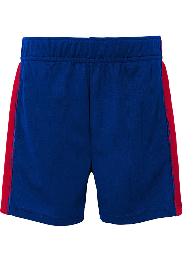 Texas Rangers Toddler Blue Play Strong Set Top and Bottom - Image 3