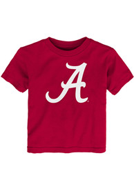 Alabama Crimson Tide Toddler Logo T-Shirt - Crimson