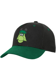 Dallas Stars Youth Yth Mascot Structured Adjustable Hat - Black