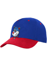Philadelphia 76ers Youth Yth Mascot Structured Adjustable Hat - Blue