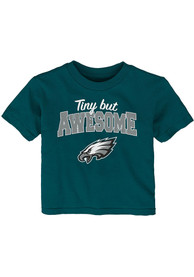 Philadelphia Eagles Infant Still Awesome T-Shirt - Midnight Green
