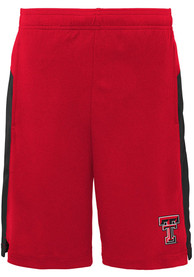Texas Tech Red Raiders Boys Grand Shorts - Red