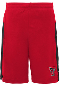Texas Tech Red Raiders Youth Grand Shorts - Red