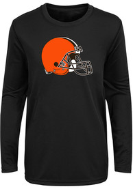 Cleveland Browns Youth Primary Logo T-Shirt - Black
