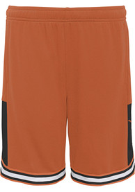 Texas Longhorns Youth Stated Shorts - Burnt Orange