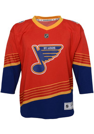 St Louis Blues Youth Special Edition Hockey Jersey - Red