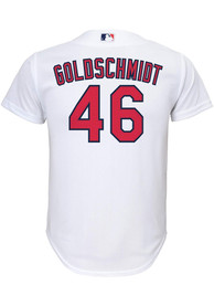 Paul Goldschmidt St Louis Cardinals Youth Nike 2020 Home Baseball Jersey - White