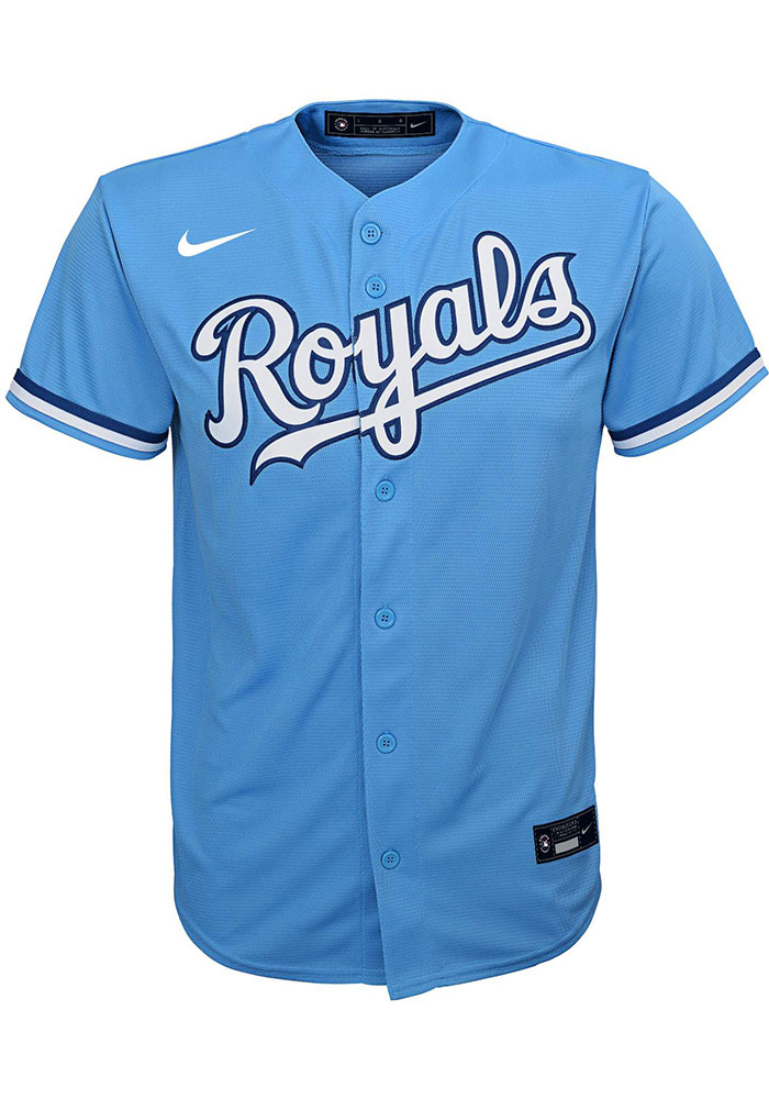 baby blue jersey