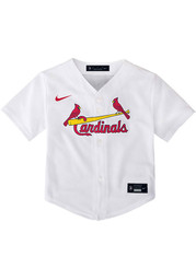 St Louis Cardinals Toddler Nike 2020 Home Replica - White