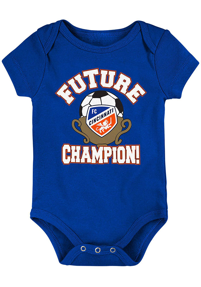 FC Cincinnati Baby Blue Born to Win One Piece - Image 2
