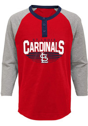 St Louis Cardinals Youth Still the Best T-Shirt - Red