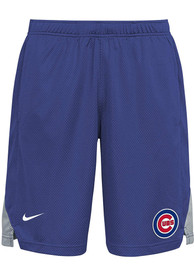 Chicago Cubs Youth Nike Franchise Shorts - Blue